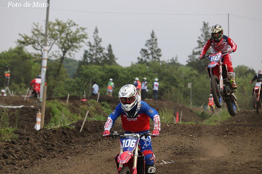 IB #106 Team オサームサイトウ 齋藤 修 Honda CRF450R