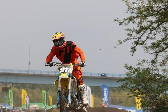 IA2 #911 オートスポーツ清水  斉藤 嵩 Suzuki RM-Z250