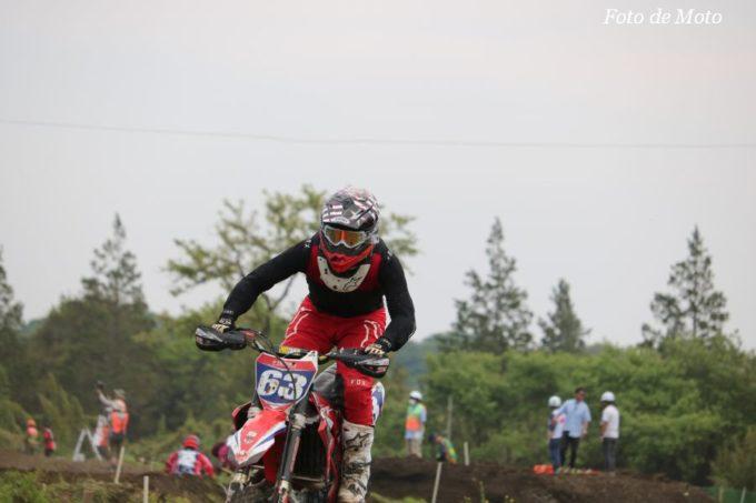 IB #63 名木モト少年団  澤村 俊太郎 Honda CRF250R