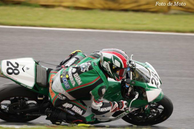 ST600 #28 MOTO BUM+SAI  松川 泰宏 HONDA CBR600RR