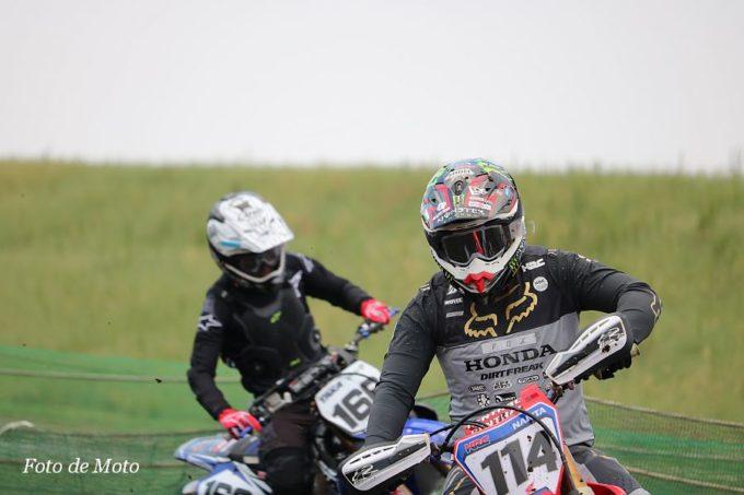 IA1 #114 Team HRC  成田 亮 Honda CRF450RW