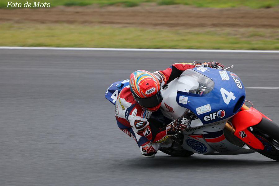 J-GP2 #4 Team髙武 RSC 作本 輝介 Moriwaki MD600