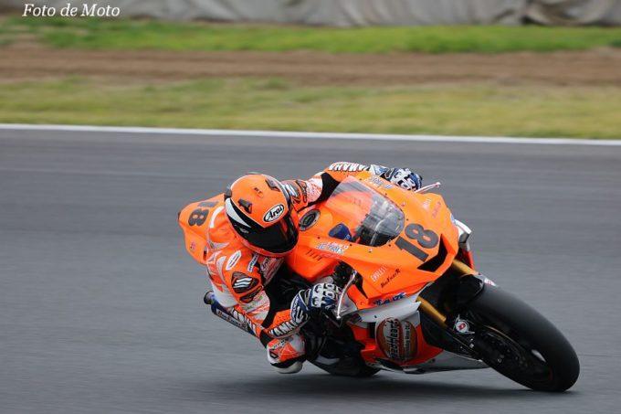 J-GP2 #18 SpeedHeart DOGFIGHTR YAMAHA  豊島 怜 Yamaha YZF-R6
