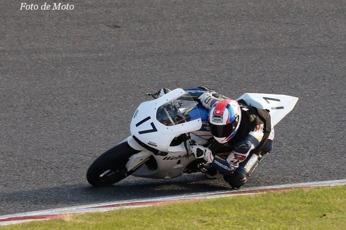 JP250 #17 Webikeチームノリックヤマハ   阿部 真生騎 Yamaha YZF-R25