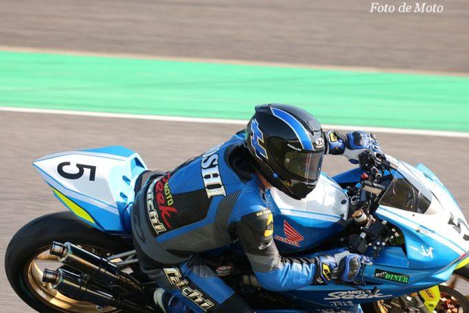 JP250 #5 MOTOSeek Racing   紀 典和 Honda CBR250RR