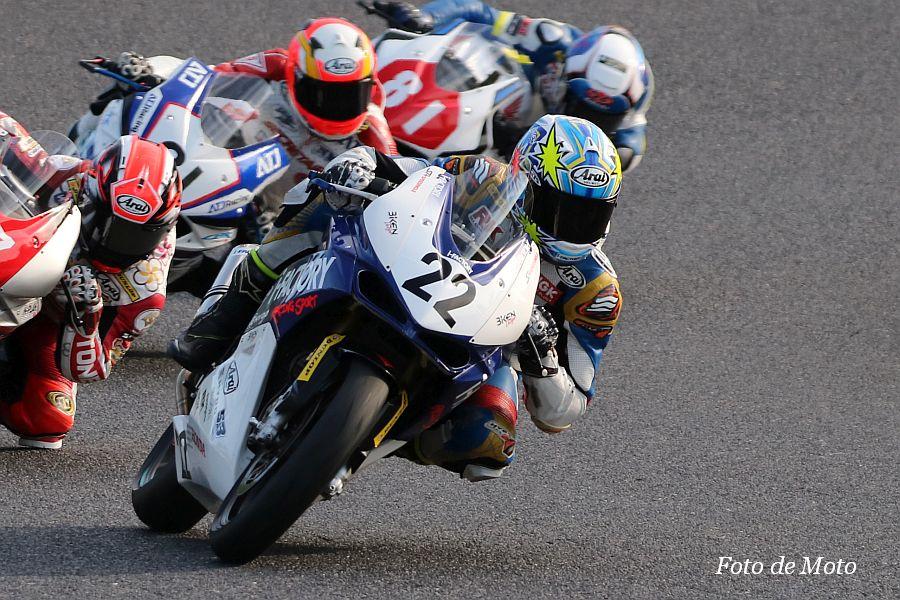 JP250 #22 Team i-FACTORY 岡部 怜 Honda CBR250RR