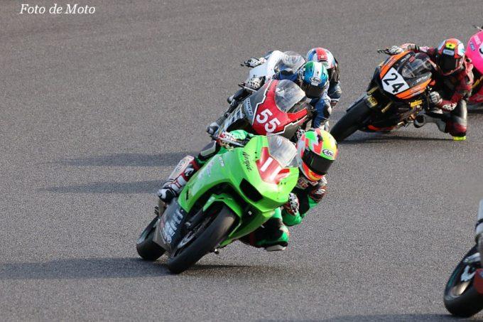 JP250 #11 RS-ITOH  豊島 智博 Kawasaki Ninja250