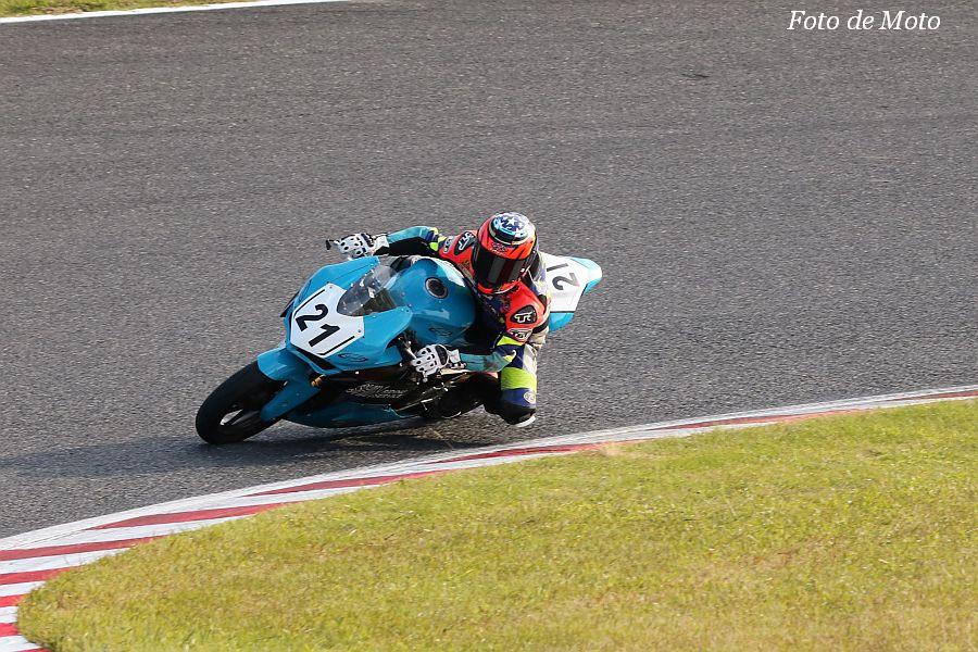 JP250 #21 SHIN-RS&SUNOCO 土岩 直人 Honda CBR250RR