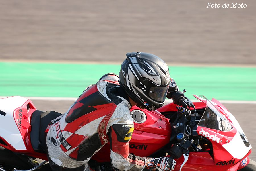 ST600 #6 イトーダイ&YSSレーシング&アゲインRC 植村 一貴 Honda CBR250RR