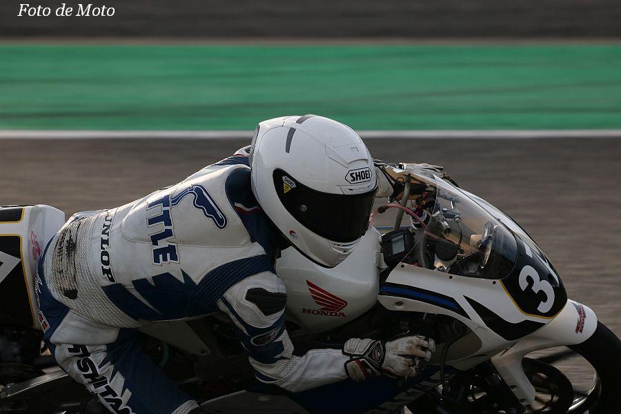 J-GP3 #37 BATTLE FACTORY 羽根 巧 Honda NSF250R
