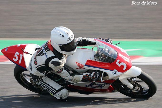 J-GP3 #51 SRSコチラレーシング  古里 太陽 Honda NSF250R