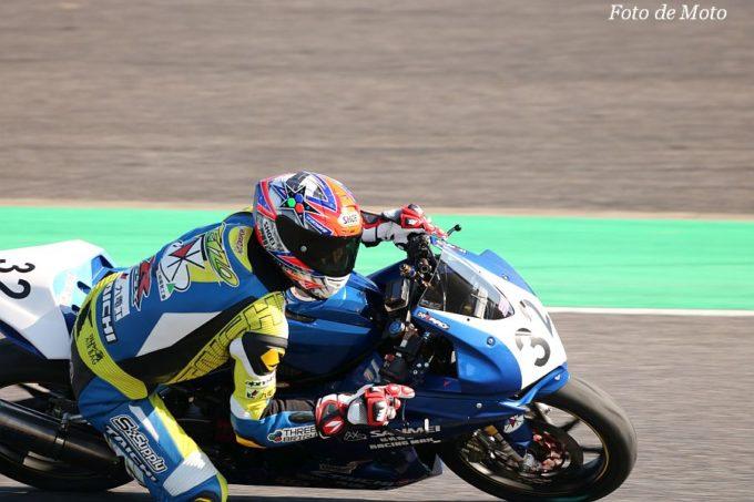 JP250 #32 Team sanmei  石塚 桂三 Honda CBR250RR