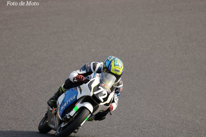 J-GP3 #72 BATTLE FACTORY  岩田 吉正 Honda NSF250R