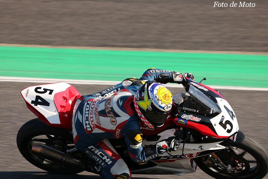 JP250 #54 GOSHI Racing 片山 千彩都 Honda CBR250RR