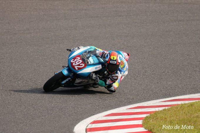 J-GP3 #392 ミクニ テリー&カリー  村瀬 健琉 Honda NSF250R