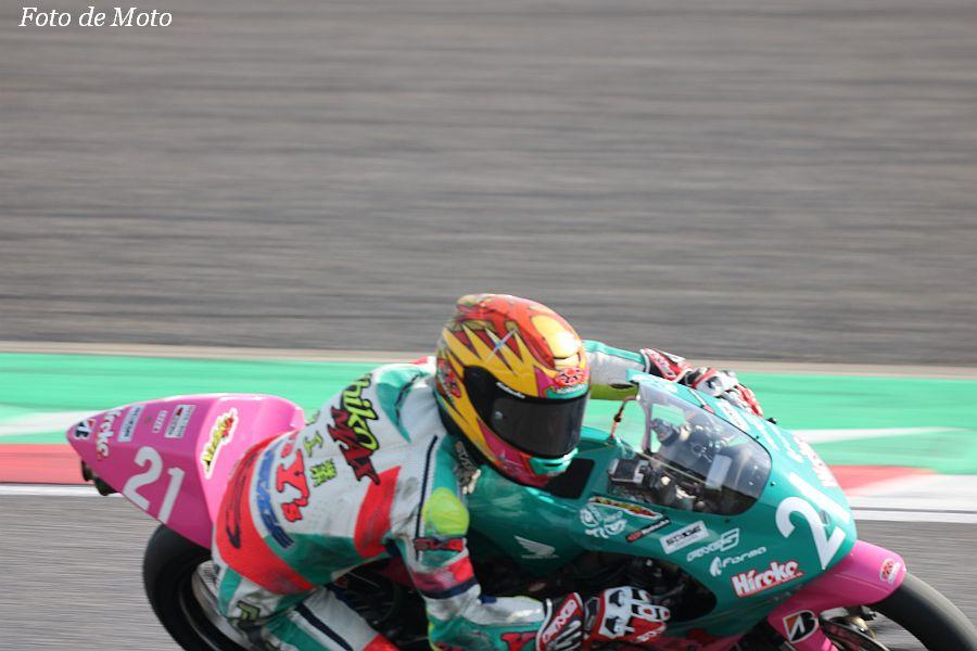 J-GP3 #21 CLUB Y's 村田 憲彦 Honda NSF250R