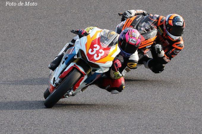 JP250 #33 チームライフ・ドリーム北九州  永島 潤太郎 Honda CBR250RR
