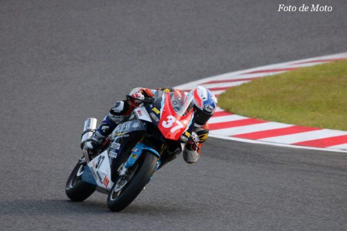 JP250 #37 ENDLESS TEAM SHANTI  中村 龍之介 Honda CBR250RR