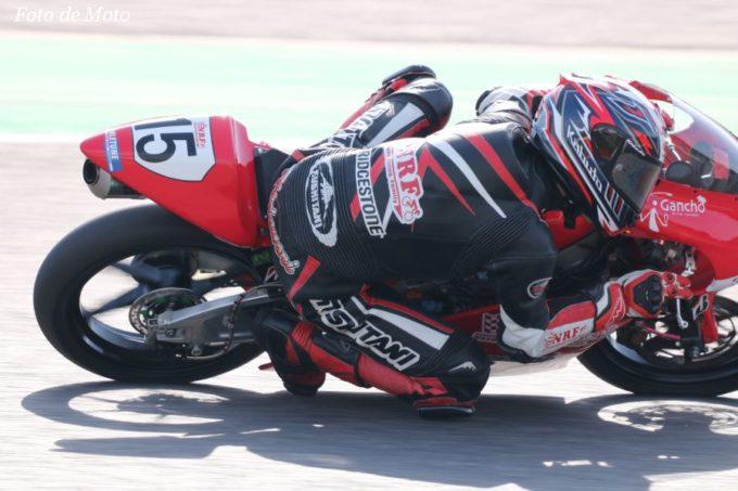 J-GP3 #15 ノザワレーシングファミリー  野澤 秀典 Honda NSF250R