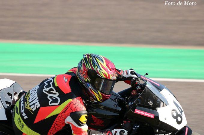JP250 #84 TeamD.D.BOYS   大橋 純也 Honda CBR250RR