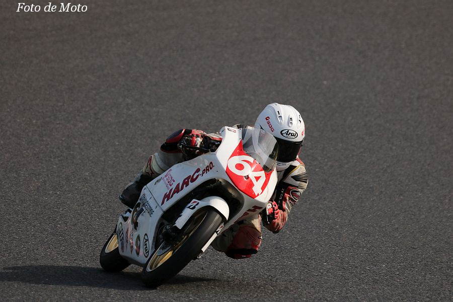 J-GP3 #64 CLUB HARC-PRO. 大堀 和基 Honda NSF250R