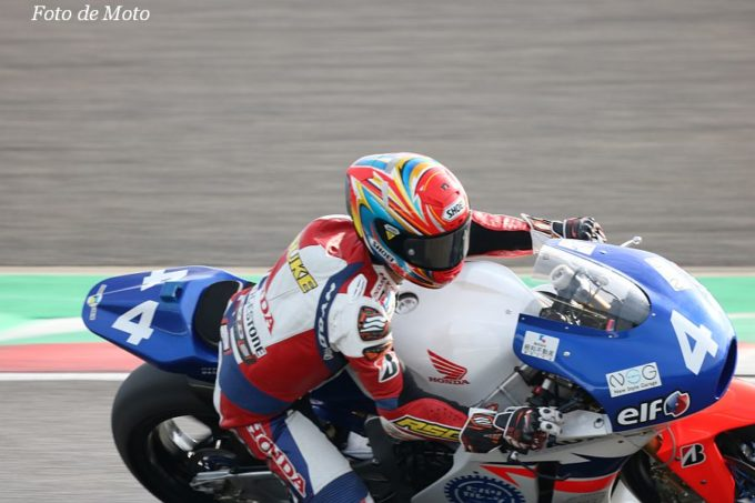 J-GP2 #4 Team 髙武 RSC   作本 輝介 MORIWAKI MD600