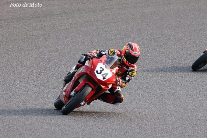 JP250 #34 FASTwithNOJIMA   笹之内 英作 Honda CBR250RR