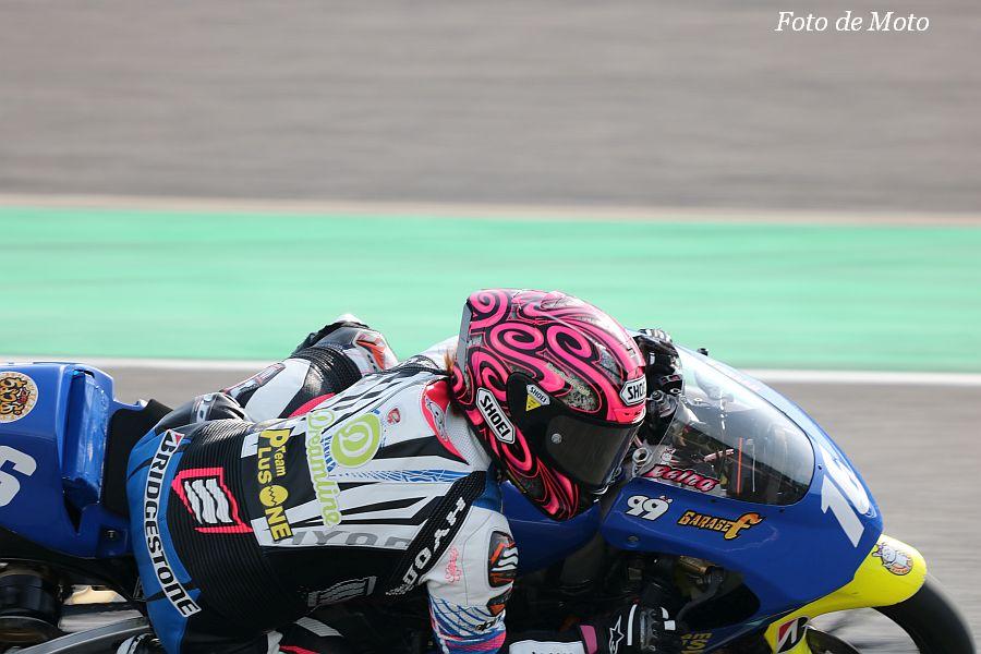 J-GP3 #16 Dreamline Plusone 白石 玲菜 Honda NSF250R