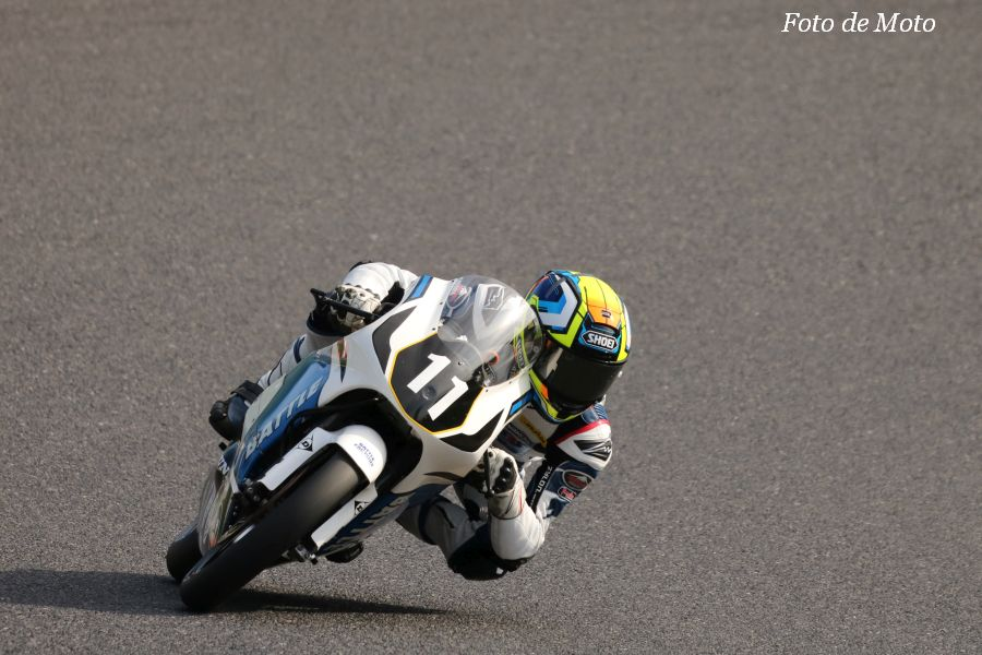 J-GP3 #11 BATTLE FACTORY 鈴木 大空翔 Honda NSF250R