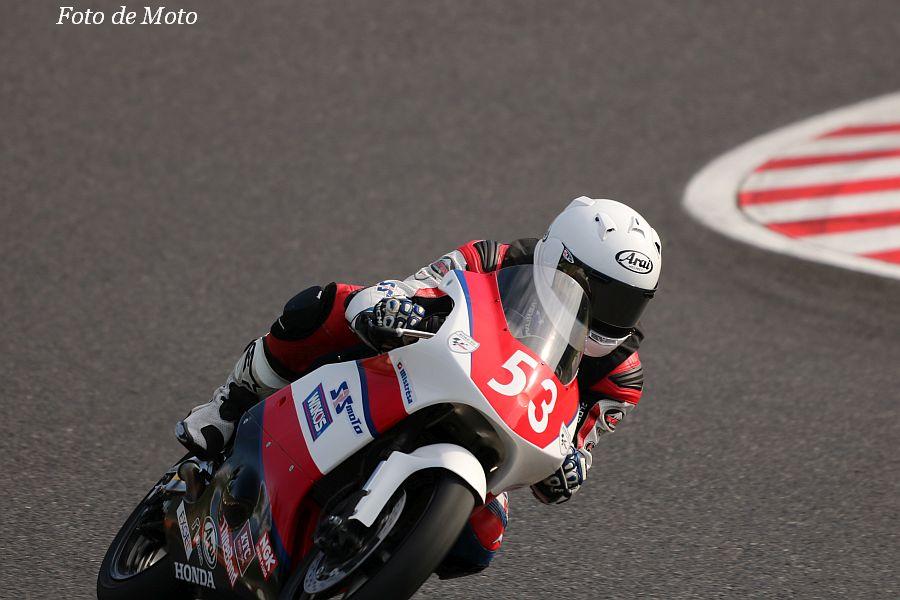 J-GP3 #53 SRSコチラレーシング 高橋 直輝 Honda NSF250R