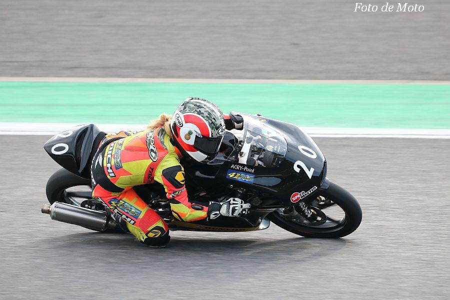 J-GP3 #20 41Planning 高杉 奈緒子 KTM RC250R