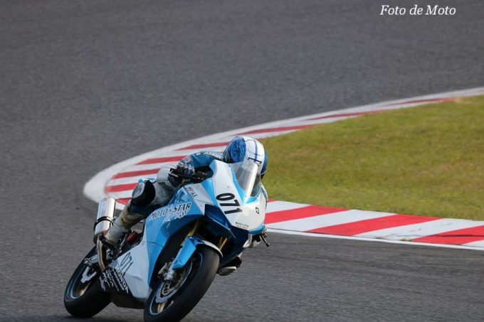 JP250 #071 MOTO☆STAR#71 with PENSKE  山本 晃久 Honda CBR250RR