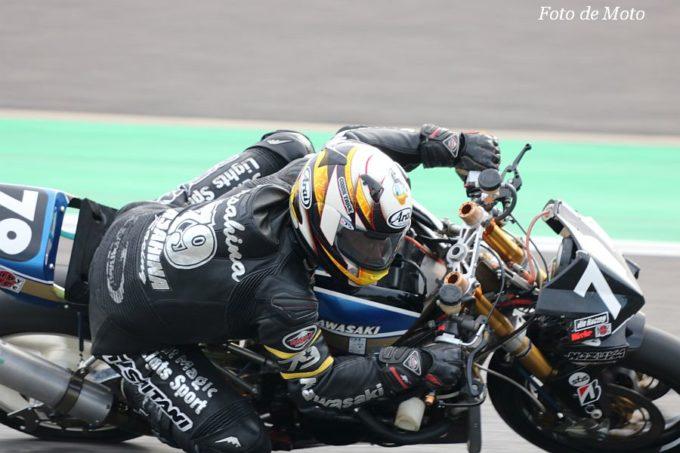 J-GP2 #79 アサヒナレーシング   朝比奈 正 ASAHINA Z600