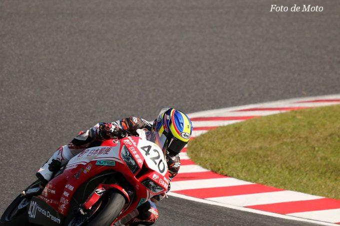 ST600 #420 日本郵便HondaDream TP   岩田 悟 Honda CBR600RR