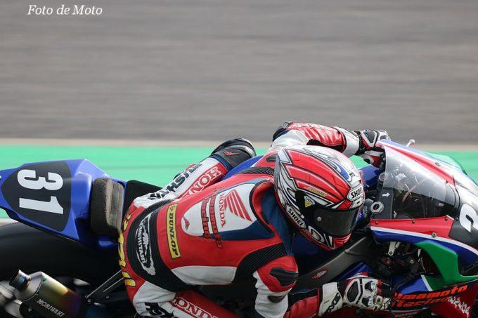 JSB1000 #31 Honda 緑陽会熊本レーシング  小島 一浩 Honda CBR1000RR SP2