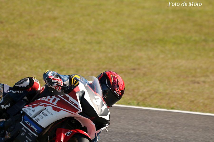 JSB1000 #37 GOSHI Racing 黒木 玲徳 Honda CBR1000RR SP2
