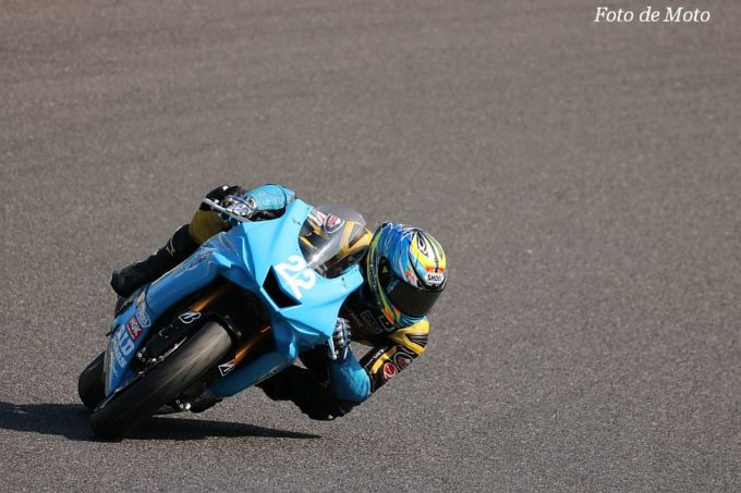 ST600 #22 TEAM SHOTA   中山 耀介 YAMAHA YZF-R6