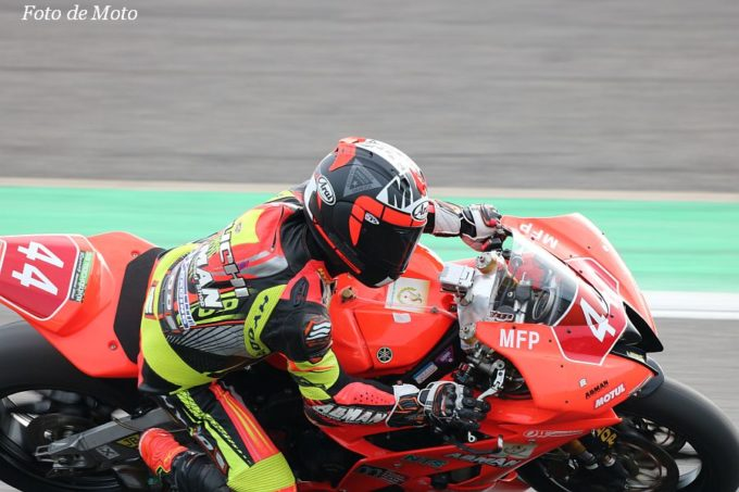 J-GP2 #44 ALLMAN & OW racing   小口 理 YAMAHA YZF-OWR6