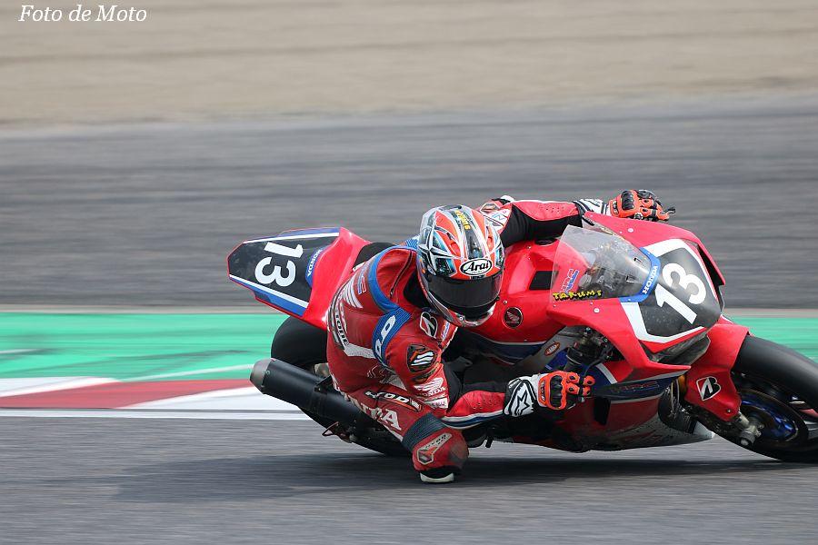 JSB1000 #13 Team HRC 高橋 巧 Honda CBR1000RR SP2