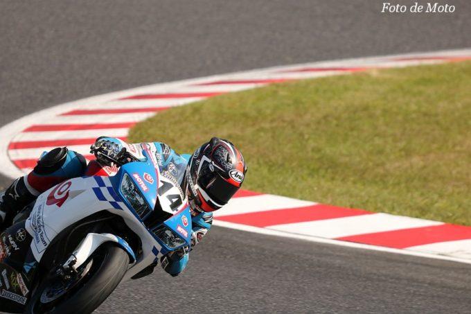 ST600 #14 Kohara Racing Team   行村 和樹 Honda CBR600RR
