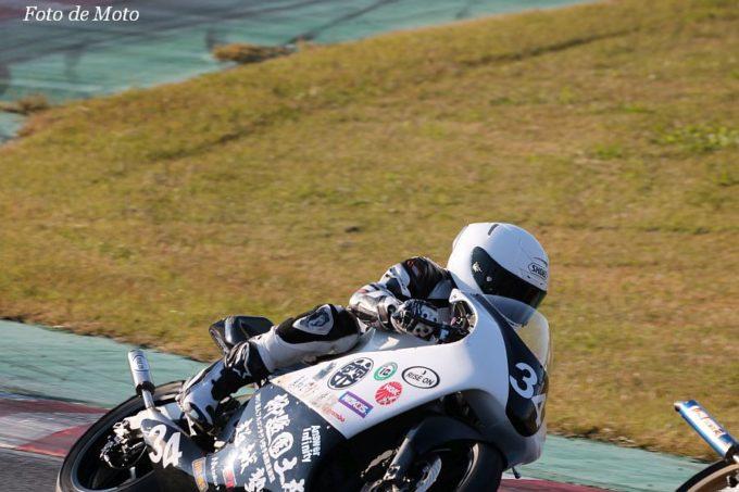 ZERO-4 #34 RISEON・IBチーム新河岸  石川 和臣 HONDA NSR250R