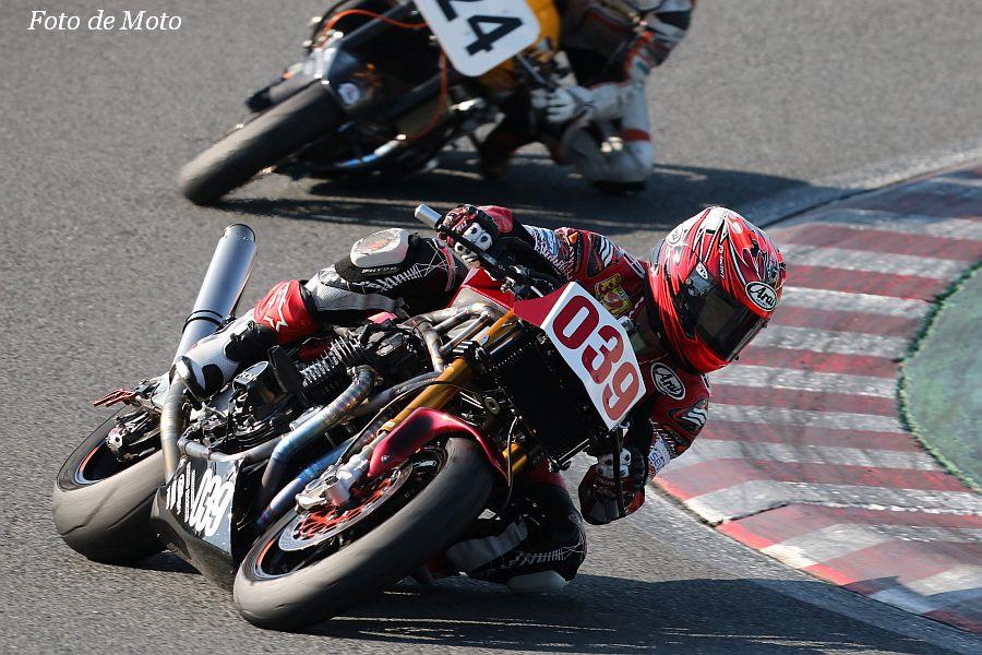 SUPER MONSTER Evolution #039 サンクチュアリー本店 Racing 國川 浩道 RCM USA A16R