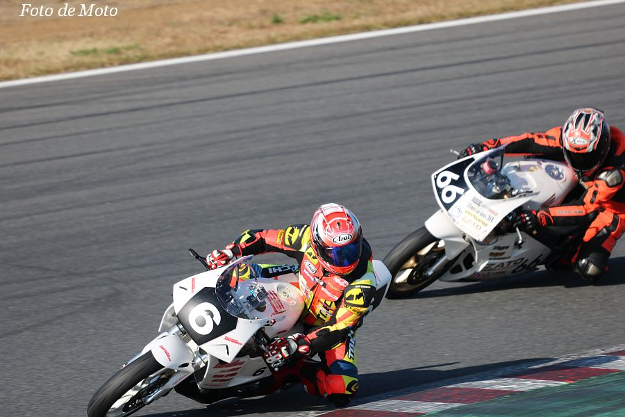 ZERO-4 #6 RC.ELEPHANTS&RP.BEAR&TAMASPEED 増田 充弘 HONDA NSR250R