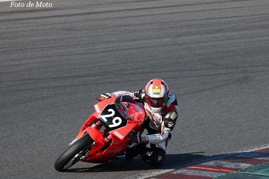 ZERO-4 #29 Garage田中&ピットロード 宮崎 善夫 HONDA NSR250R