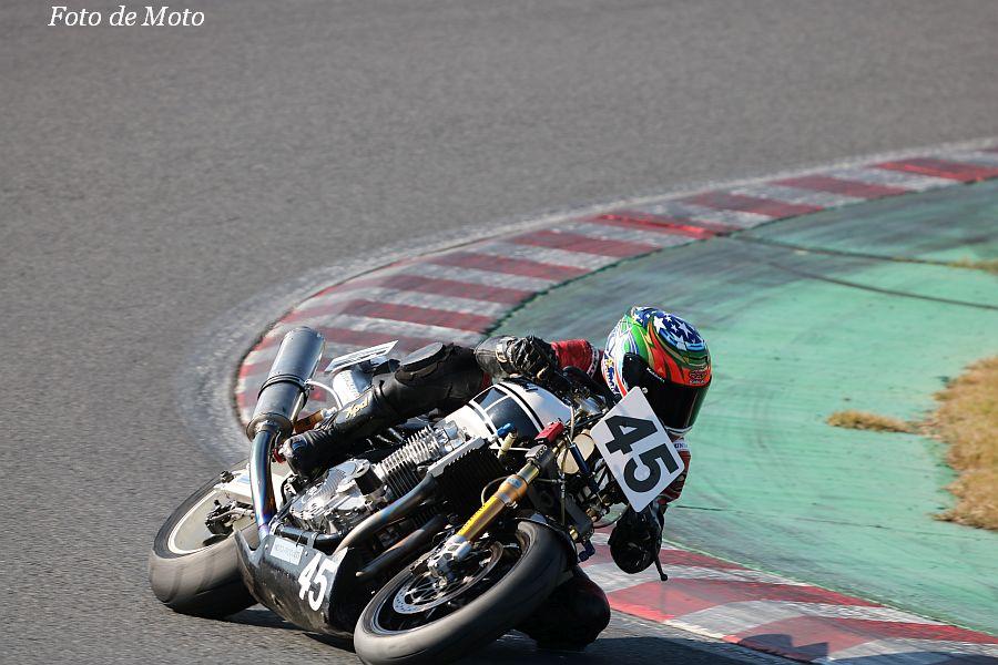 SUPER MONSTER Evolution #45 MOTO-PRODUCTS&Bravissimo 坂本 弘正 YAMAHA XJR1200
