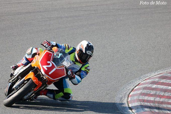 FZERO #21 F-STYLE NE & Z.U.C Racing  豊岡 隆之 YAMAHA FZS1000