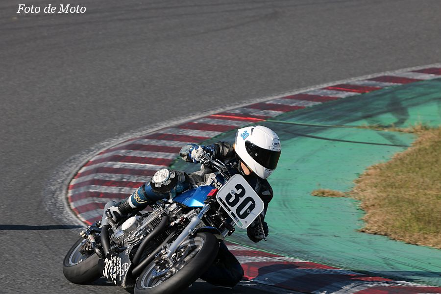 MONSTER #30 GP クラフト 佐藤 正之 KAWASAKI Z900