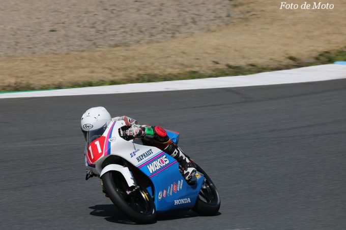 J-GP3インター #11 SRSコチラレーシング  江澤 伸哉 Honda NSF250R