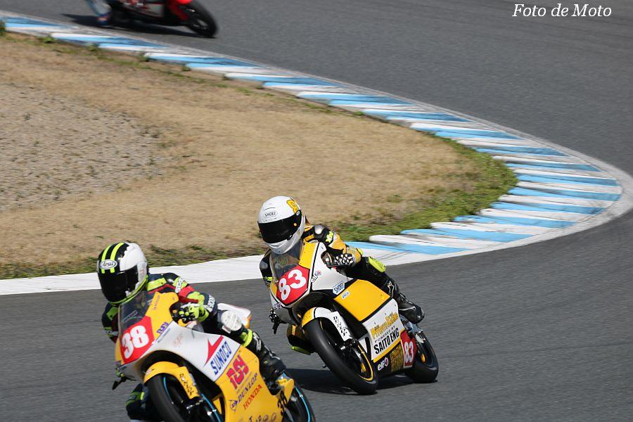 J-GP3インター #83 ピヨピヨRacing 幡多 智子 Honda NSF250R
