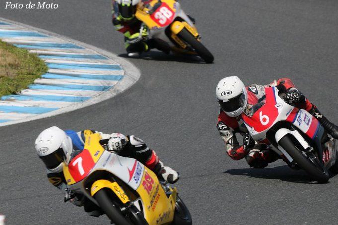 J-GP3 #6 SRSコチラレーシング  堀井 颯大 Honda NSF250R